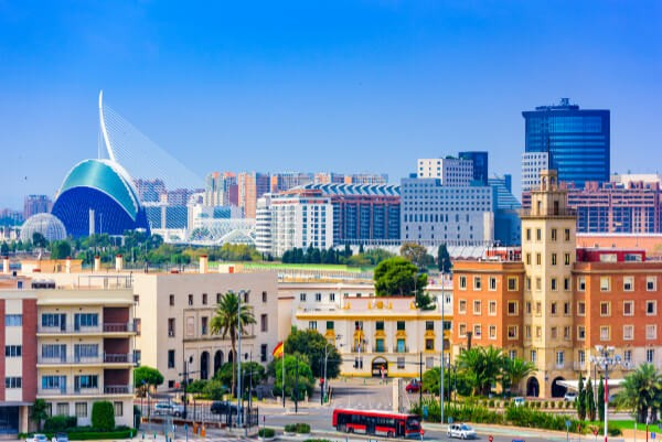 best places to live in Valencia
