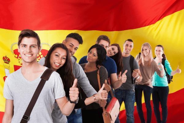 spaanse groepslessen in valencia