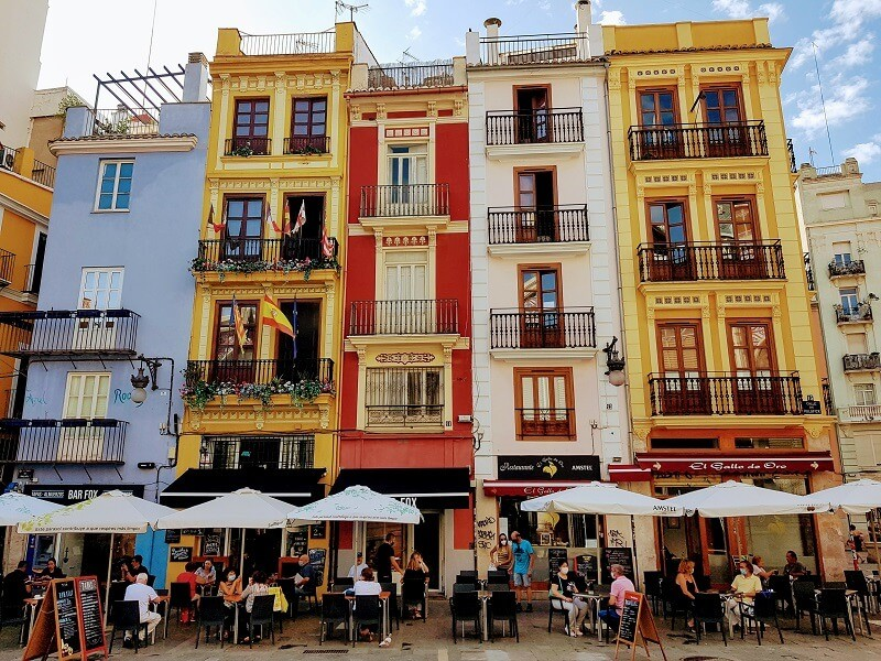 Best places to live in valencia city